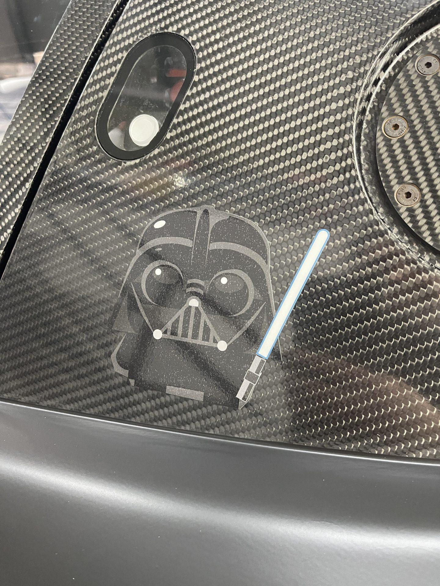 TOK Sport Darth Vader