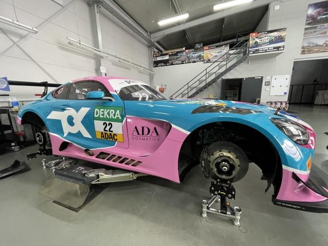 TOK Sport GT3 BWT Design