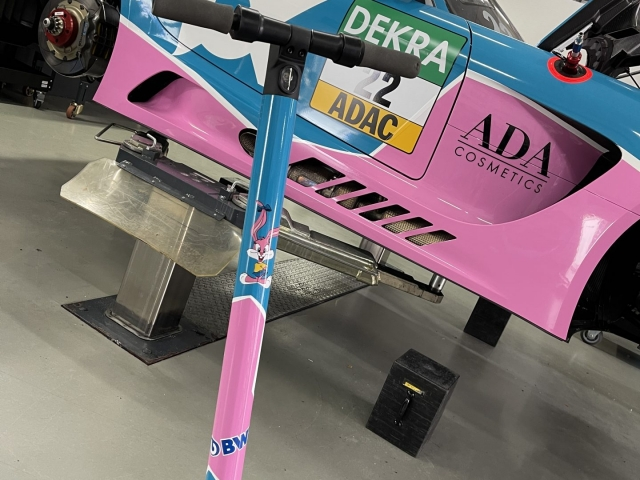 TOK Sport GT4 BWT Design