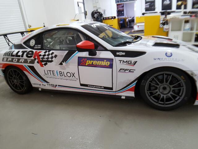 Toyota GT 86 BTG Nürburgring