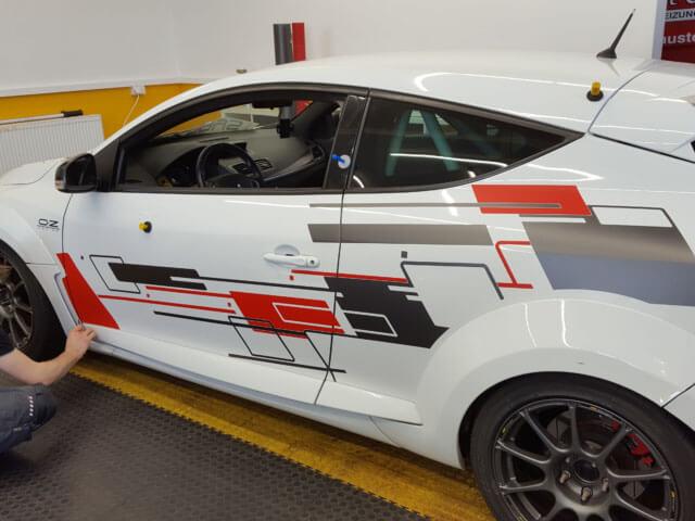 Renault Megan RS ZK Trackdays