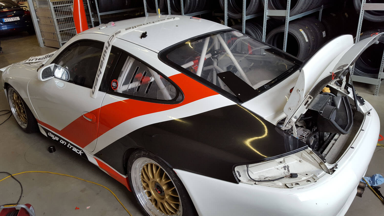 Porsche GT3 RS Schnelle Schwaben