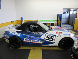 Mazda MX5 ND Racedesign