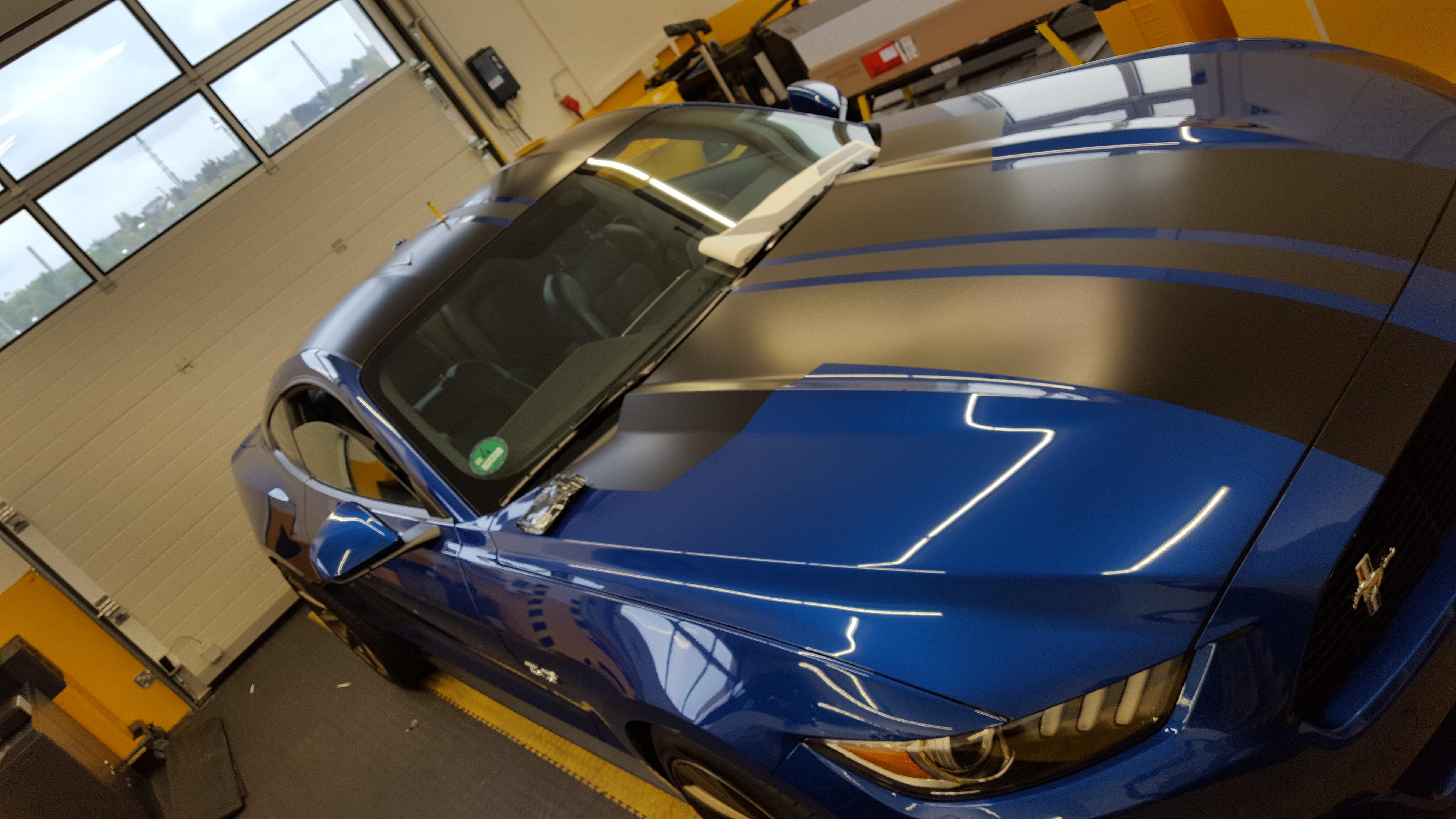 Mustang deep impact