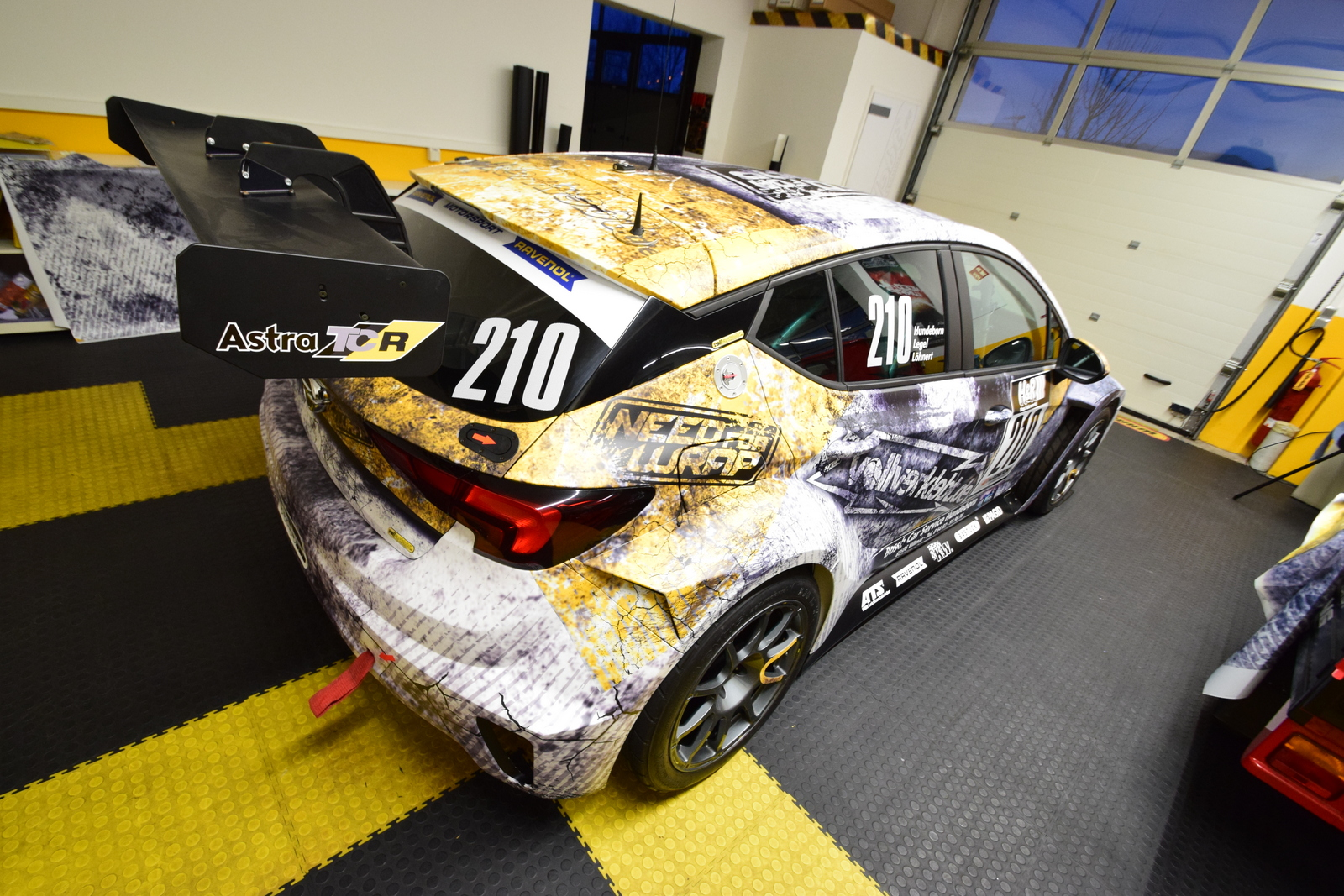 Opel Stra  RCS TCR