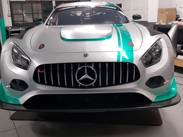 Tolsport WRT Mercedes AMG GT3
