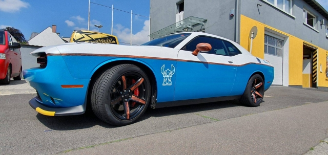 Dodge Challenger Hawaii