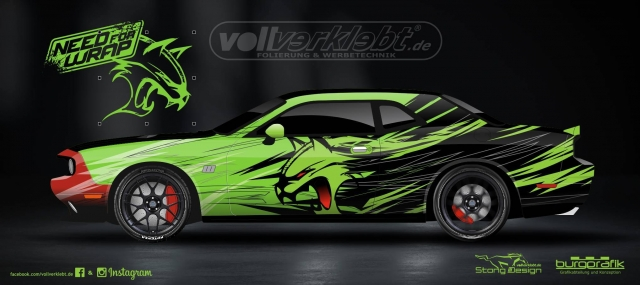 Dodge Challanger Hellcat